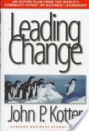Leading Change book