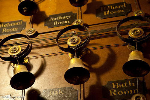 Servants Bells by  Adam Verspaget
