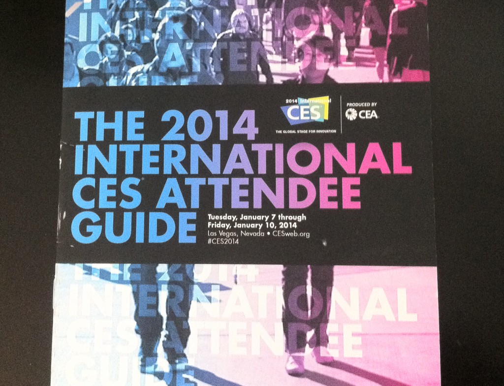 Consumer Electronics Show (CES) attendee guide 2014