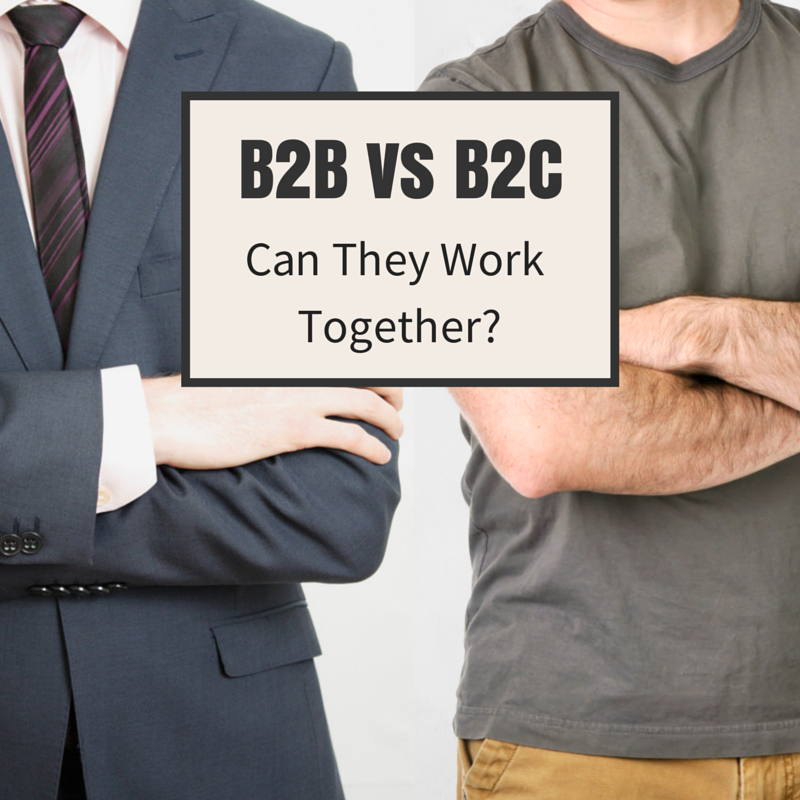 B2B and B2C marketing: can they work together?