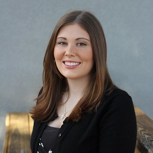 Katie Brown, staff accountant
