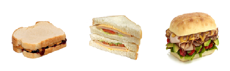 3-sandwiches