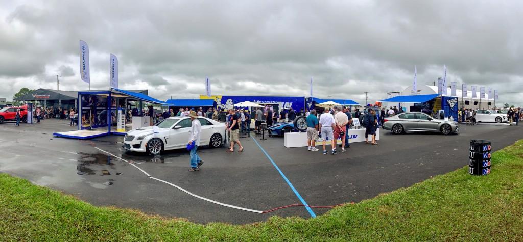 Michelin Sebring Fan Zone